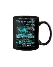 SON TO MOM Mug front