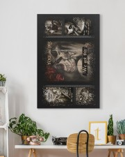 To My Wife - Skull - You And Me We Got This 20x30 Gallery Wrapped Canvas Prints aos-canvas-pgw-20x30-lifestyle-front-03
