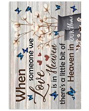 Family - Canvas Vertical Poster tile