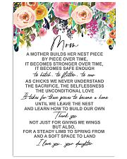 POSTER - TO MY MOM - FLOWER 16x24 Poster front