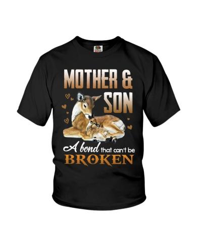 SON AND MOM - DEER - BOND
