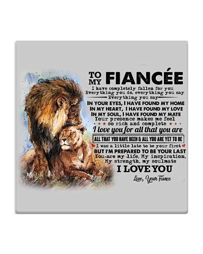 TO MY FIANCE'E
