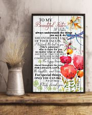 TO MY BEAUTIFUL SISTER 16x24 Poster lifestyle-poster-3