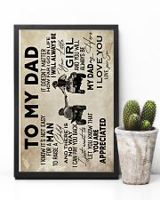 To My Dad - ATV - Poster 16x24 Poster lifestyle-poster-8