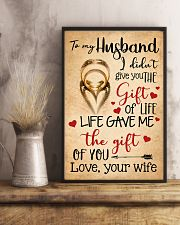 TO MY HUSBAND 16x24 Poster lifestyle-poster-3