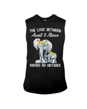 The love between Aunt and Niece knows no distance Sleeveless Tee thumbnail