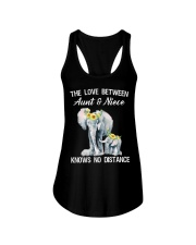 The love between Aunt and Niece knows no distance Ladies Flowy Tank thumbnail