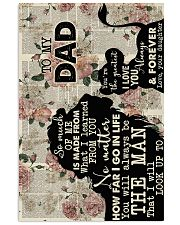 To My Dad - Lion - Poster 16x24 Poster front