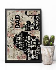 To My Dad - Lion - Poster 16x24 Poster lifestyle-poster-8