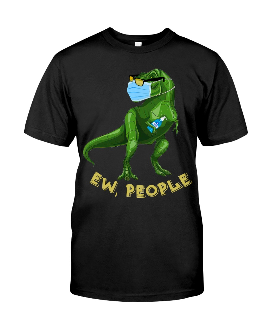 T-SHIRT - T REX - EW PEOPLE Classic T-Shirt