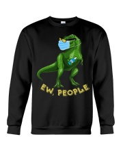 T-SHIRT - T REX - EW PEOPLE Crewneck Sweatshirt thumbnail