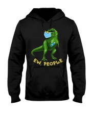 T-SHIRT - T REX - EW PEOPLE Hooded Sweatshirt thumbnail