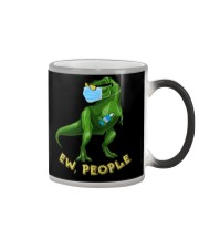 T-SHIRT - T REX - EW PEOPLE Color Changing Mug thumbnail