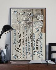 Angel Husband - Butterfly - I'm Your Forever Wife 16x24 Poster lifestyle-poster-2