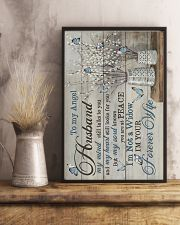 Angel Husband - Butterfly - I'm Your Forever Wife 16x24 Poster lifestyle-poster-3