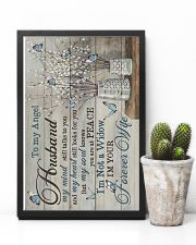 Angel Husband - Butterfly - I'm Your Forever Wife 16x24 Poster lifestyle-poster-8