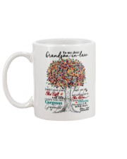 GRANDMOTHER TO GRAND SON IN LAW Mug back