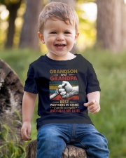 GRANDPA AND GRANDCHILDREN - TSHIRT Youth T-Shirt lifestyle-youth-tshirt-front-4