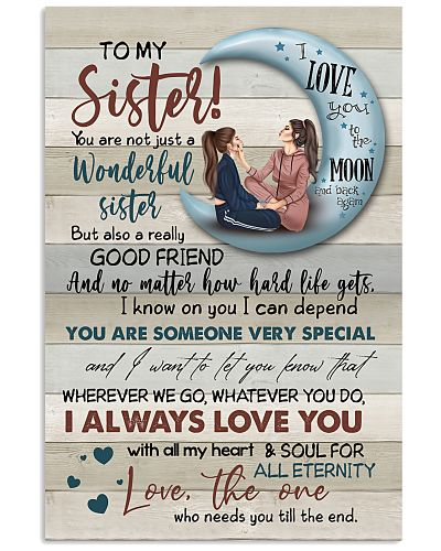 TO MY SISTER - GIRLS - I ALWAYS LOVE YOU