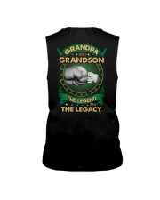 GRANDPA AND GRANSON - VINTAGE - THE LEGEND AND THE Sleeveless Tee thumbnail