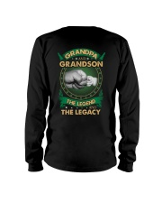 GRANDPA AND GRANSON - VINTAGE - THE LEGEND AND THE Long Sleeve Tee thumbnail