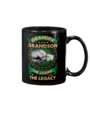 GRANDPA AND GRANSON - VINTAGE - THE LEGEND AND THE Mug thumbnail