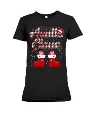 Auntie Claus Premium Fit Ladies Tee thumbnail