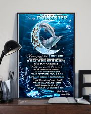DAUGHTER - MOON DOLPHIN - KEEP YOUR FACE 16x24 Poster lifestyle-poster-2