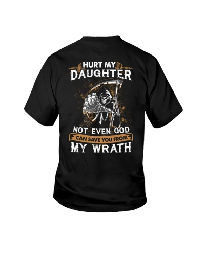 DAD AND DAUGHTER - WRATH - HURT MY DAUGHTER