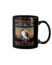 T-SHIRT - TO MY BONUS DAD - EAGLE Mug thumbnail