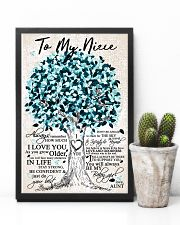 TO MY NIECE 16x24 Poster lifestyle-poster-8