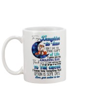 TO MY DAUGHTER-IN-LAW - FOX - CIRCUS Mug back