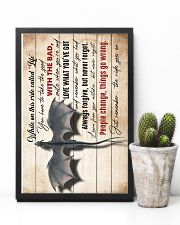 MOM TO SON - DRAGON - RIDE 16x24 Poster lifestyle-poster-8