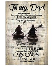To My Dad - You Are Appreciated - Poster 16x24 Poster front