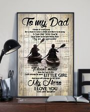 To My Dad - You Are Appreciated - Poster 16x24 Poster lifestyle-poster-2