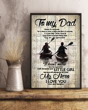 To My Dad - You Are Appreciated - Poster 16x24 Poster lifestyle-poster-3