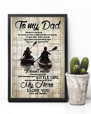 To My Dad - You Are Appreciated - Poster 16x24 Poster lifestyle-poster-8