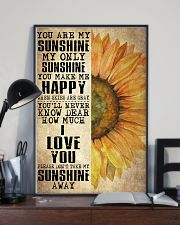 YOU ARE MY SUNSHINE 16x24 Poster lifestyle-poster-2