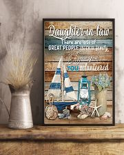 DAUGHTER-IN-LAW - VINTAGE - YOU VOLUNTEERED 16x24 Poster lifestyle-poster-3