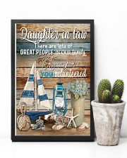 DAUGHTER-IN-LAW - VINTAGE - YOU VOLUNTEERED 16x24 Poster lifestyle-poster-8