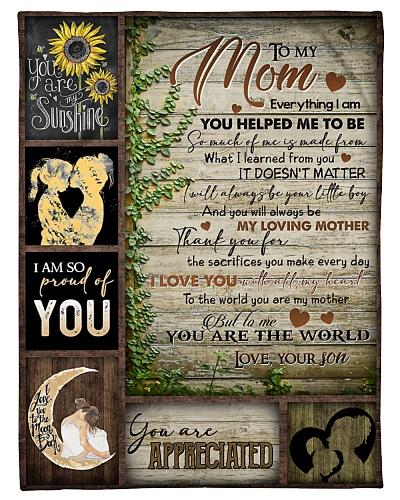TO MOM - YOU ARE APPRECIATED
