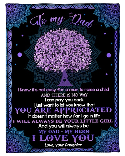 TO MY DAD - TREE - YOU ARE APPRECIATED