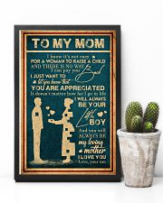 To My Mom - Vintage - You Are Appreciated  16x24 Poster lifestyle-poster-8