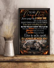 TO DAUGHTER - KOALA - BE WITH YOU 16x24 Poster lifestyle-poster-3
