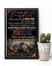 TO DAUGHTER - KOALA - BE WITH YOU 16x24 Poster lifestyle-poster-8