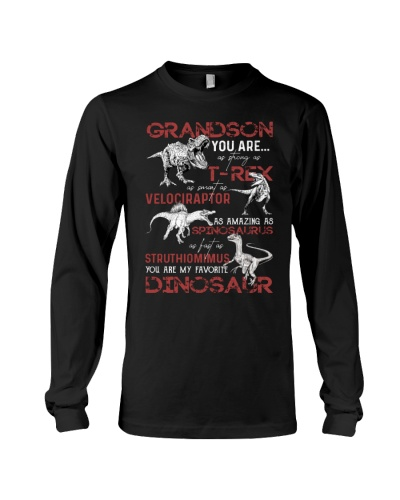GRANDMA TO GRANDSON - DINOS - FAVORITE