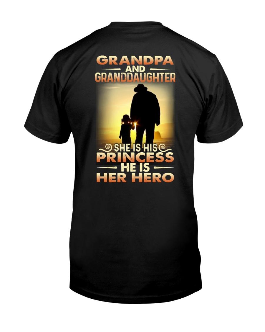 GRANDPA - HANDS - PRINCESS Classic T-Shirt