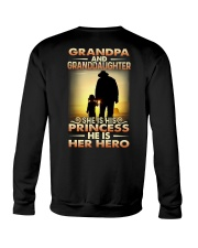 GRANDPA - HANDS - PRINCESS Crewneck Sweatshirt thumbnail