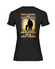 GRANDPA - HANDS - PRINCESS Premium Fit Ladies Tee thumbnail
