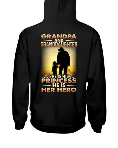GRANDPA - HANDS - PRINCESS